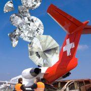 سرقت 50 میلیون دلاری الماس در بلژیک