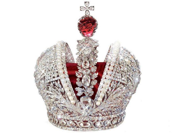 تاج سلطنتی روسیه