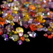 الماس های رنگی