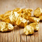 طلا از کجا به دست می آید؟
