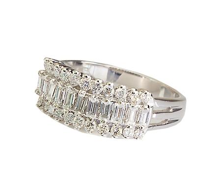 انگشتر با سنگ الماس با کد محصول RI.0027