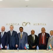 همکاری پرسود روسیه و هند در صنعت طلا و جواهر