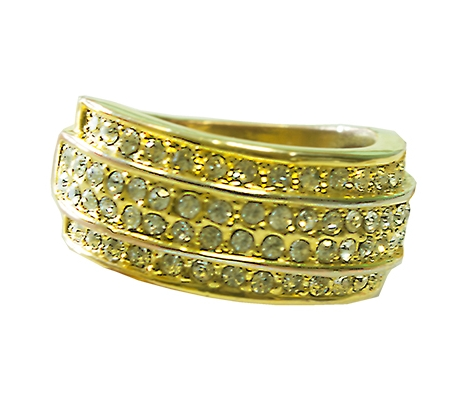 انگشتر با سنگ الماس با کد محصول RI.0030