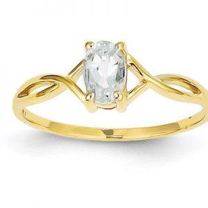 انگشتر با سنگ الماس با کد محصول RI.0031