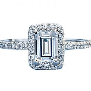 انگشتر با سنگ الماس با کد محصول RI.0035