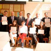 اولین فارغ التحصیلان GIA از عمان