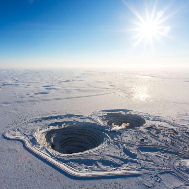 معدن دیاویک کانادا، دوستدار محیط زیست