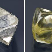 سنگ های میزبان الماس