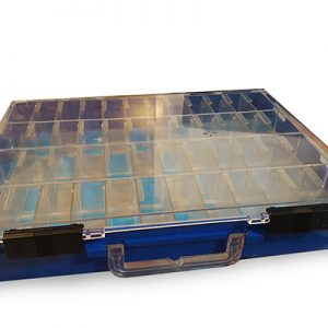 GEM STONE DISPLAY BOX