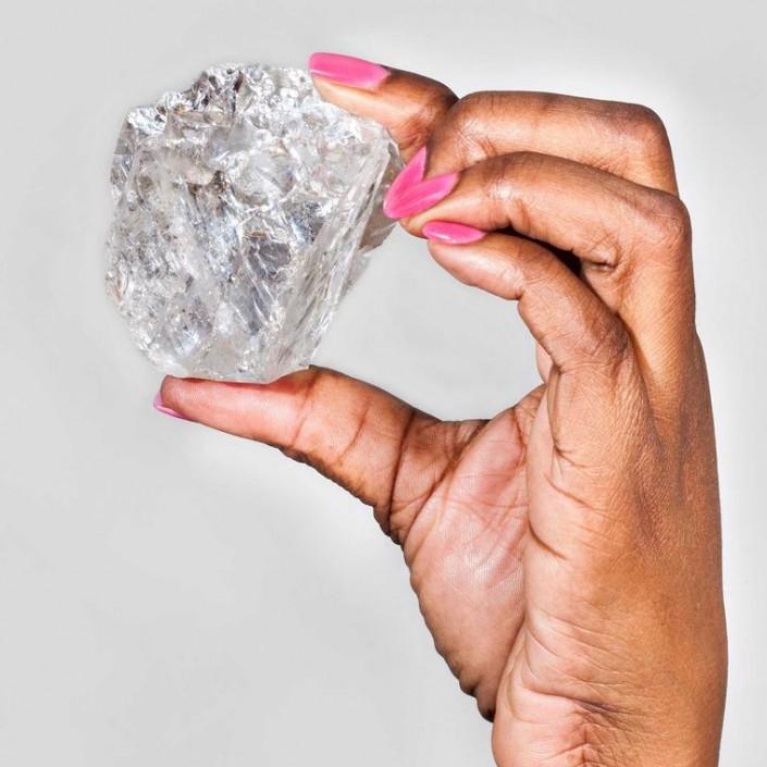 بوتسووانا منطقه ای با الماس های عظیم