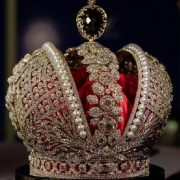 CATHERINE THE GREAT'S RUBY
