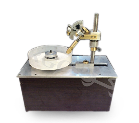 ARGO THREE'S FACETING MACHINE