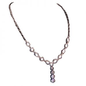 NECKLACE - DIAMOND - NE.0009