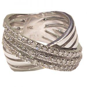 انگشتر الماس با کد RI.0044
