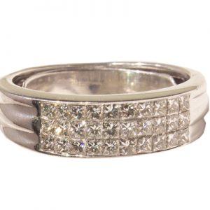 WEDDING RING, DIAMOND, WE.RI.0005