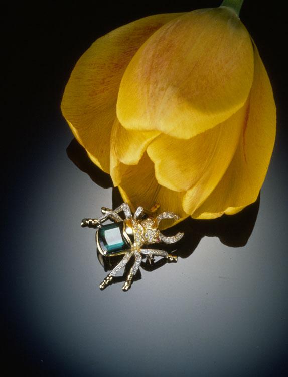 سوسک جواهرنشان