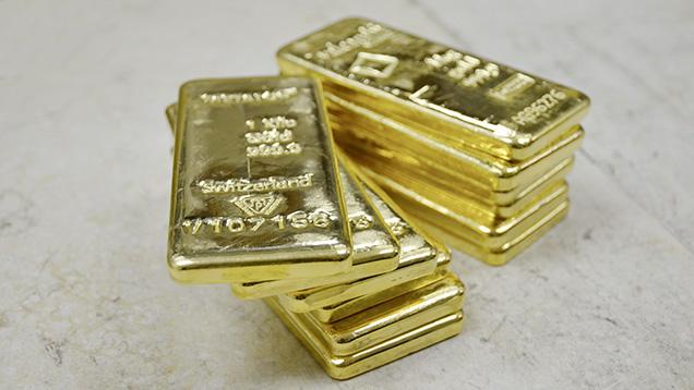 بورس طلای چین