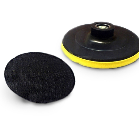 BIG ADHESIVE EMERY DISC