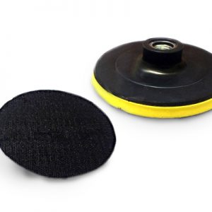 SMALL ADHESIVE EMERY DISC