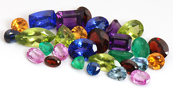 SYNTHETIC GEM MATERIALS