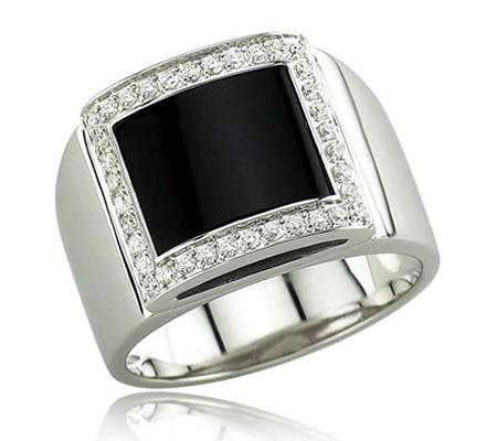 رکاب مردانه اونیکس و الماس با کد M.RI.0008