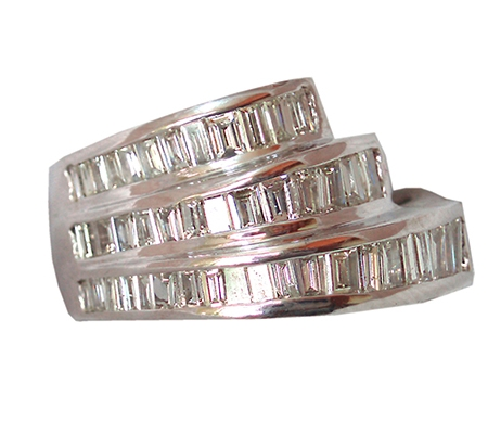 انگشتر الماس با کد RI.0049