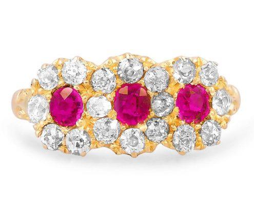 حلقه های نامزدی سلطنتی