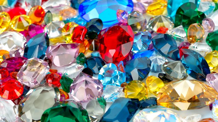 SYNTHETIC GEMS