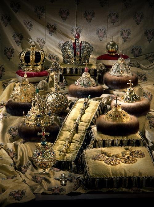 جواهرات سلطنتی روسیه