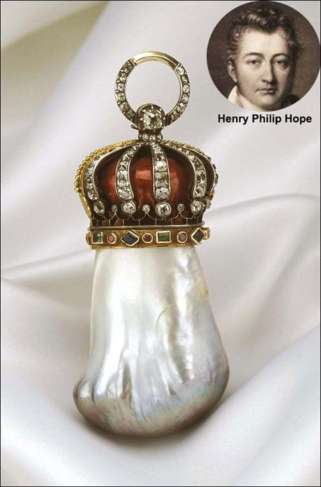 مروارید امید (Hope pearl):