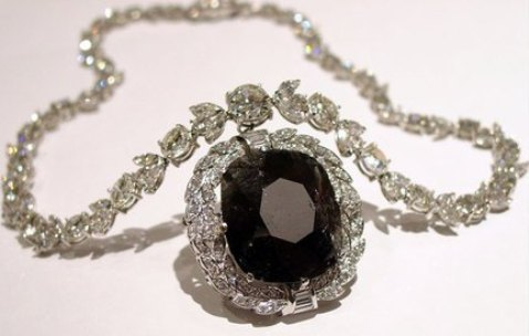 BLACK ORLOV DIMOND