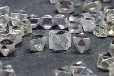 معادن الماس در کانادا