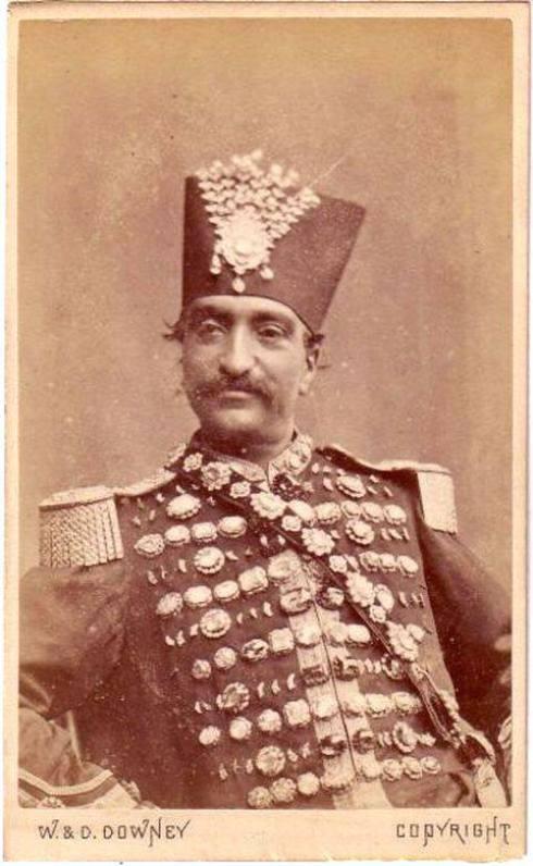 الماس زرد احمد شاهی