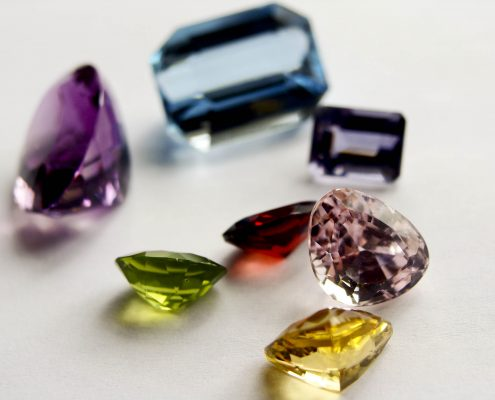 HOW GEMSTONES ARE FORMED