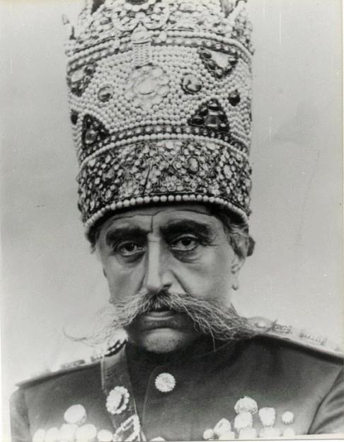 مظفر الدین شاه
