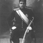 پرتره رسمی سلطان احمد شاه قاجار