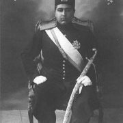 Young Sultan Ahmed Shah Qajar