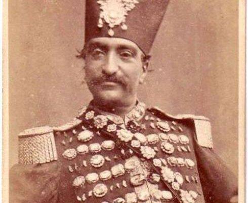 جواهر الماس زرد سلطان احمد شاه قاجار