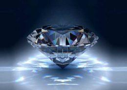 الماس واقعی را از غیر واقعی آن تشخیص دهیم