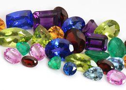 نقش سنگ های قیمتی مصنوعی در تجارت سنگ های قیمتی طبیعی
